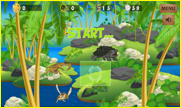Gioco HTML5: Turtles & Co.
