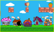 Gioco HTML5: The BABA Adventure
